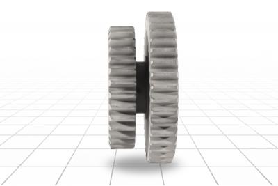 Блок-шестерня 1ВСМ.03.01.011Б