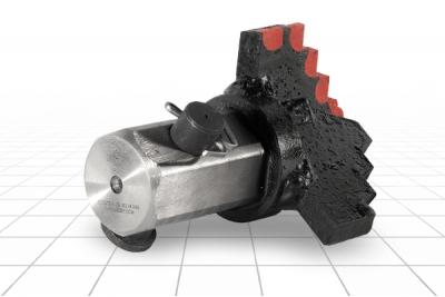 Долото лопастное шнековое III ЛД-151 М Ш55