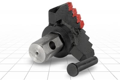 Долото лопастное шнековое III ЛД-198 (Т-25) Ш55 В
