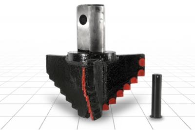 Долото лопастное шнековое III ЛД-370 М Т90 Е