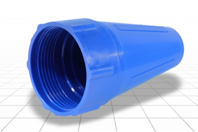 Заглушка конусная для труб ПВХ 125 мм.