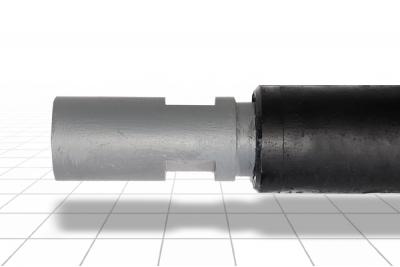 Ударный патрон 127 мм.