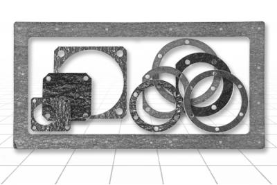 """Комплект прокладок к раздаточной коробке 2-43А-00 """"Капитальный ремонт"""" (2 шкива)"""