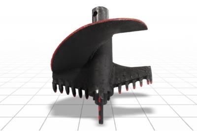 Забурник шнековый 530 мм.