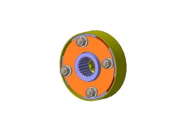 Муфта 2Д1-46.300 СБ