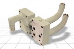 Обвязка плит 2-45-340