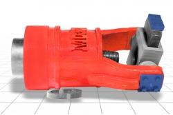 Элеватор для труб 4Т-14.000