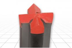 Долото крестовое 130-500 З-63,5
