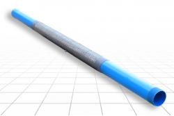 Фильтр сетчатый 125 мм. ПВХ, Рчф 2 м L=3,0 м
