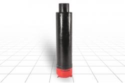 Грунтонос подрезающий ГП-ЗН 105х800 без керноприемника