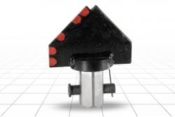 Долото лопастное шнековое II ЛД-151 МС Ш55