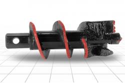 Забурник шнековый 151 мм. II ДЛШ-151-76х5-210-120 МС Ш55 (S10)