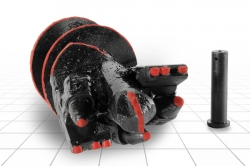 Забурник шнековый 151 мм
