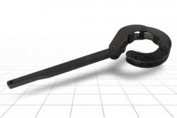 Ключ шарнирный КШС 108-127
