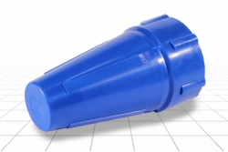Заглушка конусная для труб ПВХ 116