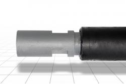 Ударный патрон 108 мм.
