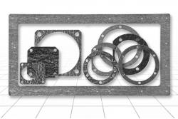 """Комплект прокладок к раздаточной коробке 2-43А-00 """"Капитальный ремонт"""" (1 шкив)"""