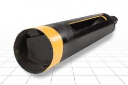 Стакан забивной 146 мм. с клапаном