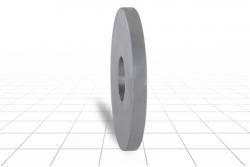 Шайба металлическая наборного поршня 120 мм