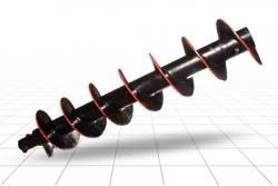 Шнек буровой ШБ 250-114х8-1400