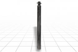 Штанга бурильная 89 мм, 1 м.