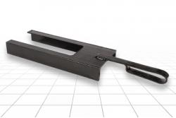 Вилка подкладная шнековая 180 мм.