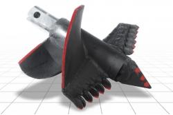 Забурник шнековый 630 мм.